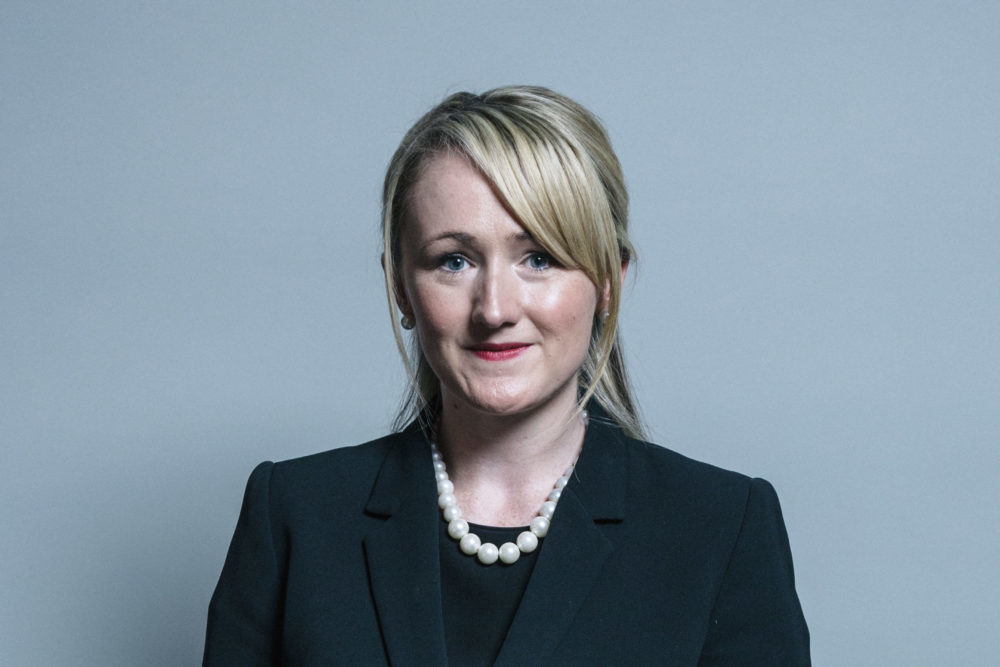 Rebecca Long Bailey MP, shadow secretary of state for business energy and industrial strategy. Credit: UK Parliament https://creativecommons.org/licenses/by/3.0/