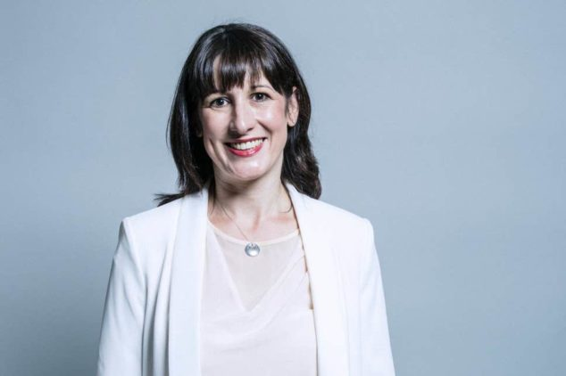 Rachel Reeves MP business rates reform