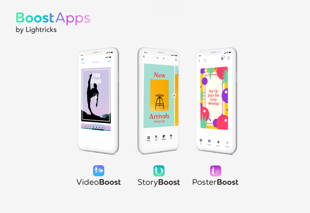 BoostApps round-up
