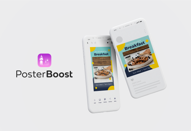 PosterBoost is part of the BoostApps family