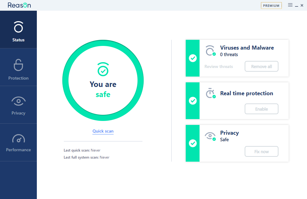 Reason is a tech tool to protect you from cyberattacks