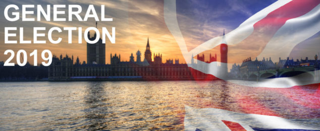 Which party will you be voting for in then 2019 General Election?