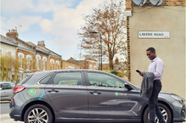 13,000 UK companies use Zipcar for Business already