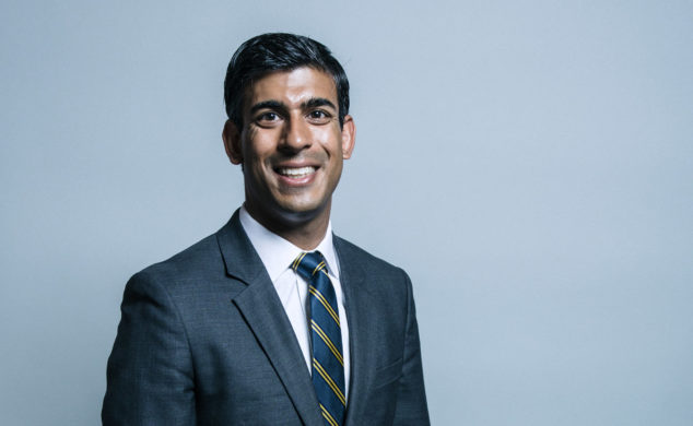 Rishi Sunak said the changes to Entrepreneurs' Relief was a 'sensible reform'