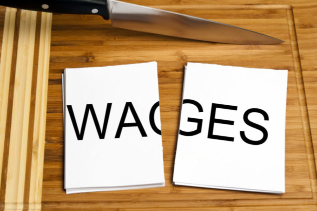 The IFS says that a wage increase doesn't make sense in the current economic climate
