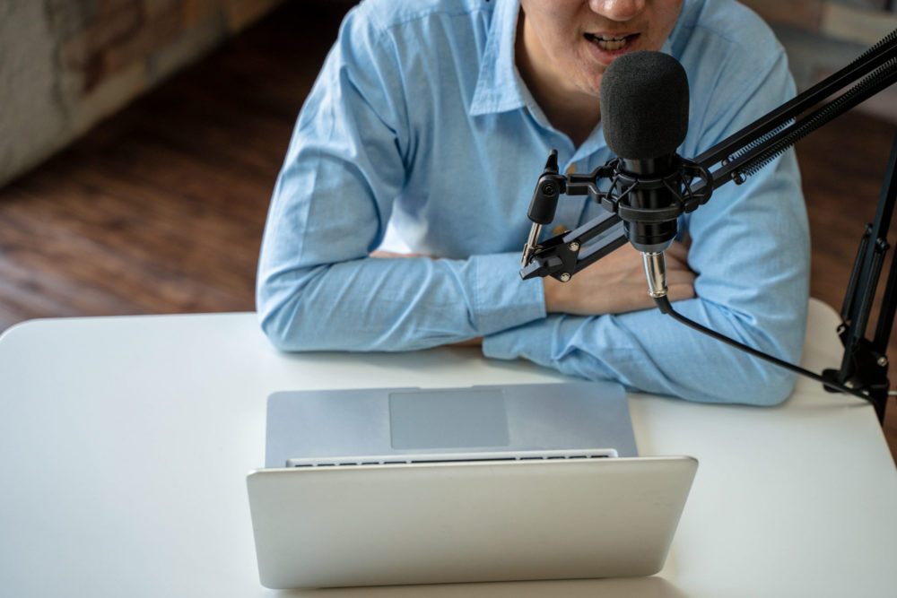 It's time to get going on your small business podcast