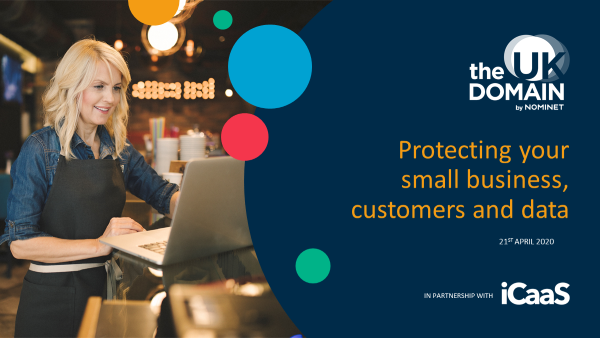 Cyber security and data protection for SMEs – a podcast with the experts