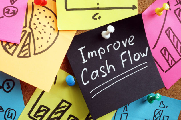 Tackling late payments can help improve cash flow