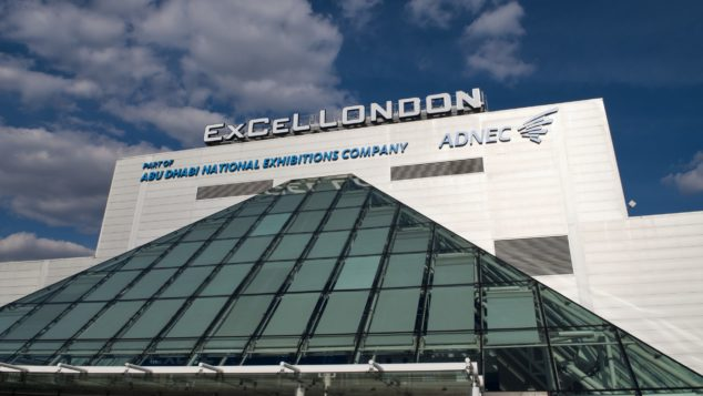ExCel London, events industry concept