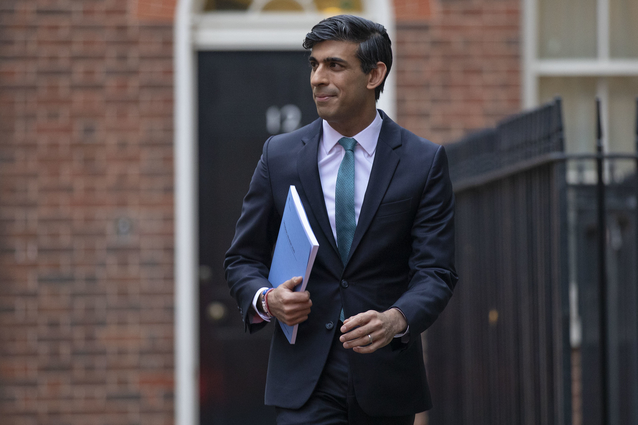 Rishi Sunak ignores small business and self-employed in Spending Review