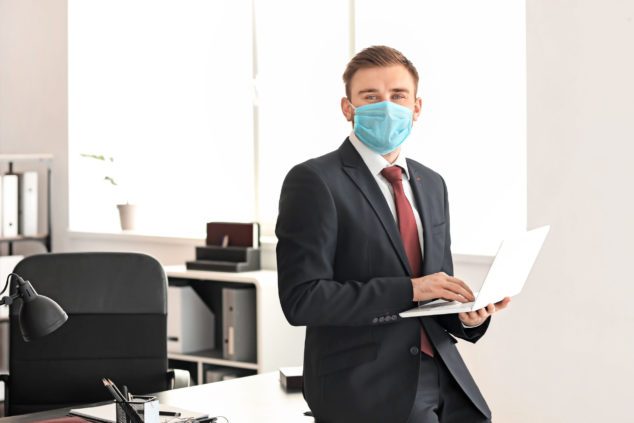 Many more people have been starting businesses during the pandemic
