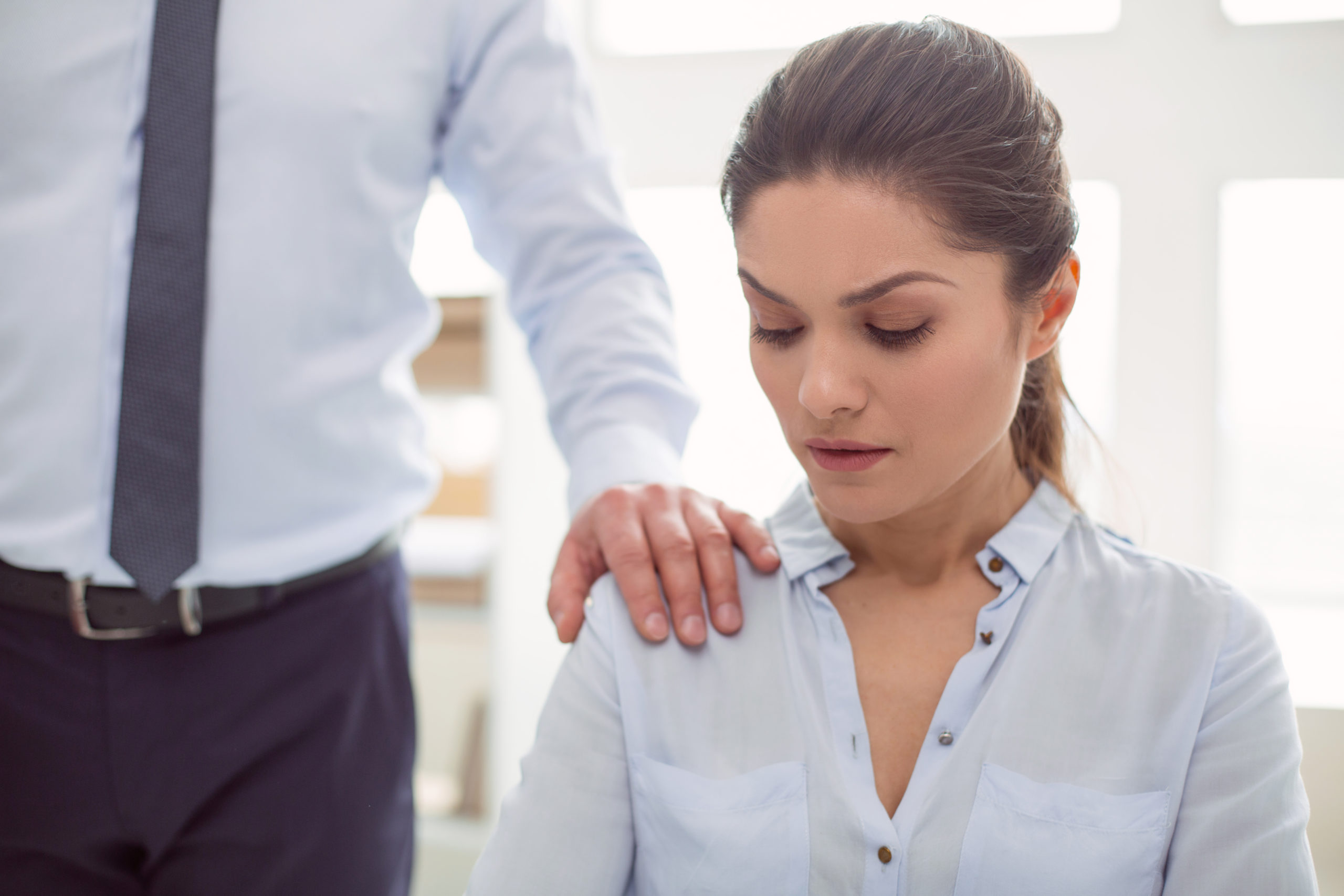 How to deal with sexual harassment in your small business