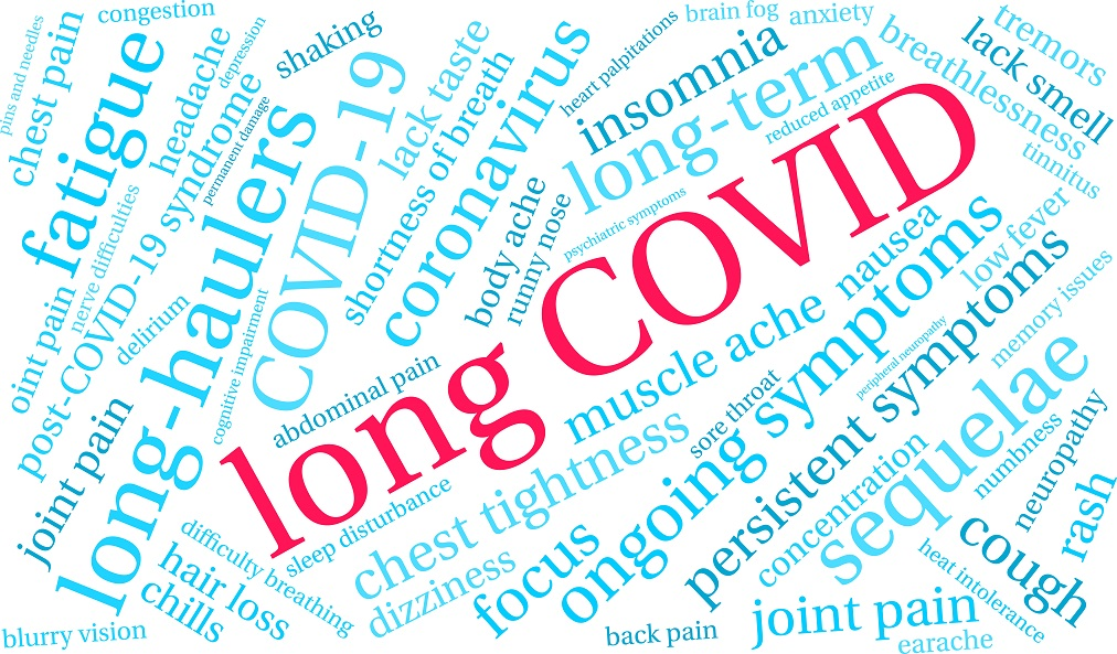 How do I manage an employee with Long Covid?
