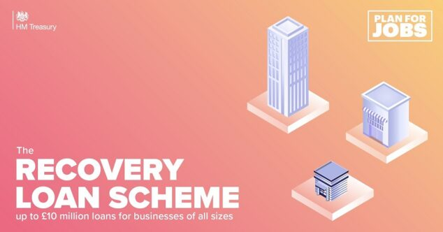 The Recovery Loan Scheme is open to all business sizes