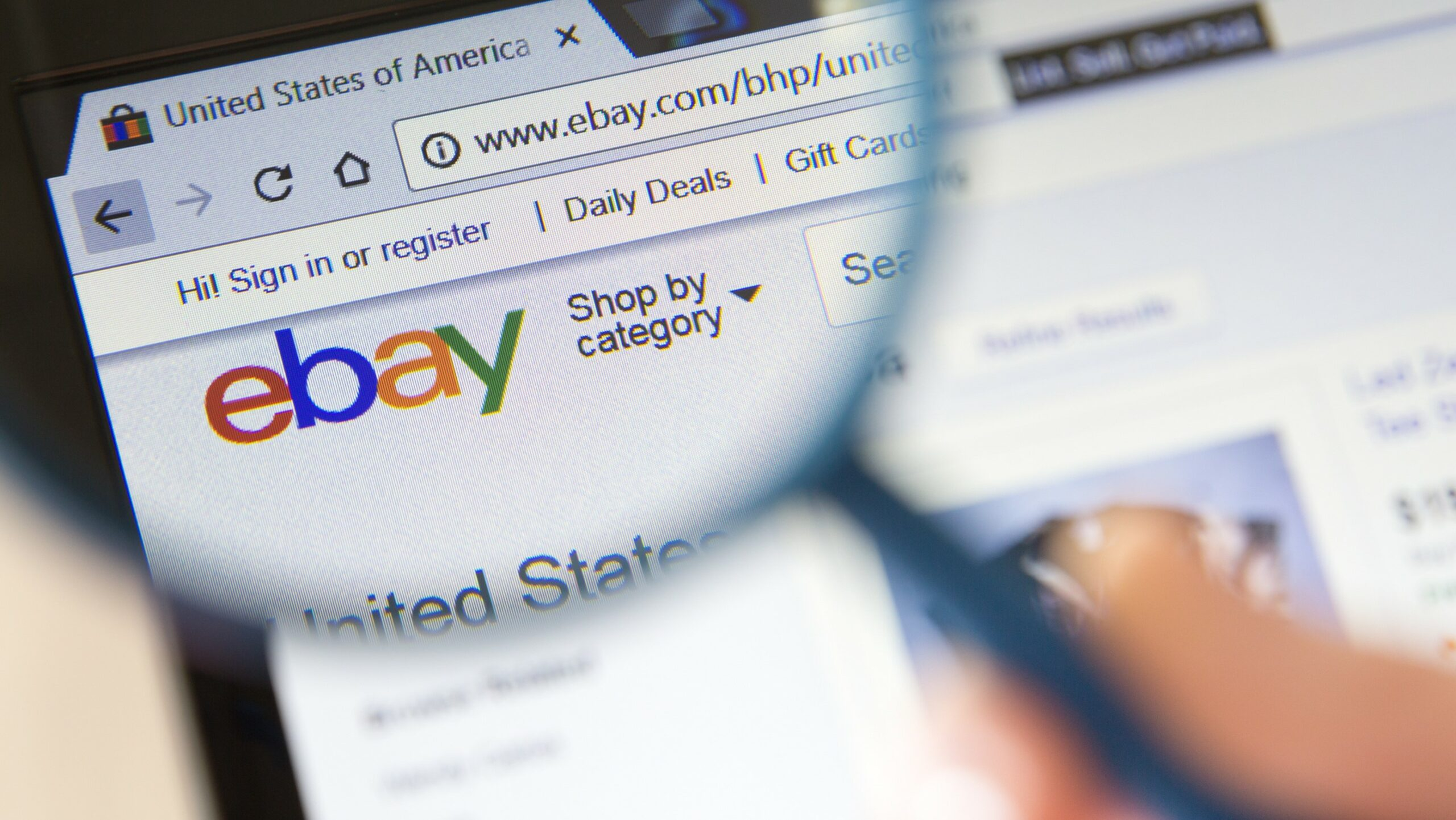 eBay launches small business loan service for its 300,000 SME sellers