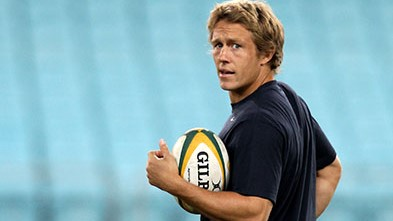 Jonny Wilkinson Q&A – 'What is it you want from your team?'